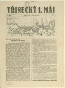 Třinecký 1. máj, 1927