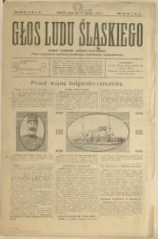 Głos Ludu Śląskiego, 1913, Nry 2, 7-10; 17; 20; 24; 44; 46; 52