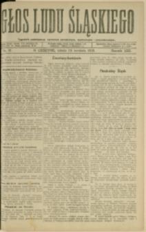 Głos Ludu Śląskiego, 1919, Nr 16