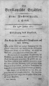 Der Breslauische Erzähler, 1807, Jg. 8, No. 2