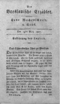 Der Breslauische Erzähler, 1807, Jg. 8, No. 9
