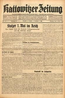 Kattowitzer Zeitung, 1938, Jg. 70, Nr. 104