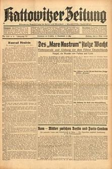 Kattowitzer Zeitung, 1938, Jg. 70, Nr. 108