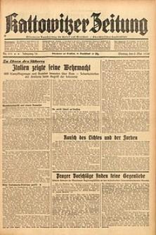 Kattowitzer Zeitung, 1938, Jg. 70, Nr. 111