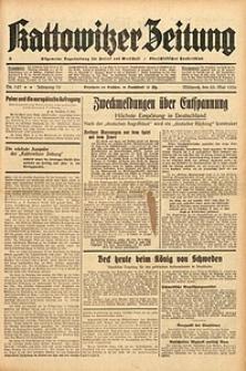 Kattowitzer Zeitung, 1938, Jg. 70, Nr. 127