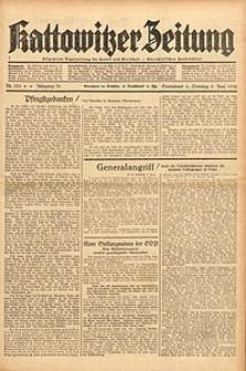 Kattowitzer Zeitung, 1938, Jg. 70, Nr. 136