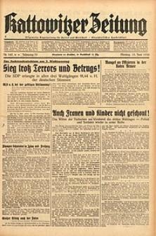 Kattowitzer Zeitung, 1938, Jg. 70, Nr. 143