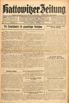 Kattowitzer Zeitung, 1938, Jg. 70, Nr. 163