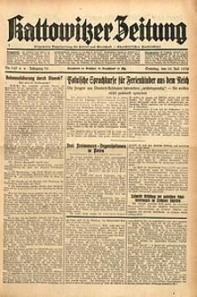 Kattowitzer Zeitung, 1938, Jg. 70, Nr. 169