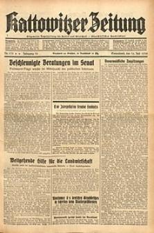 Kattowitzer Zeitung, 1938, Jg. 70, Nr. 175