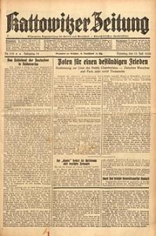 Kattowitzer Zeitung, 1938, Jg. 70, Nr. 178