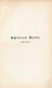 Schillers Werke. Band 6.