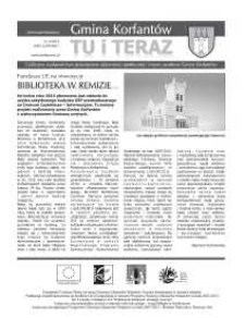 Gmina Korfantów Tu i Teraz : cykliczne wydawnictwo poświęcone aktywności społecznej i innym zasobom Gminy Korfantów 2013, nr 2.