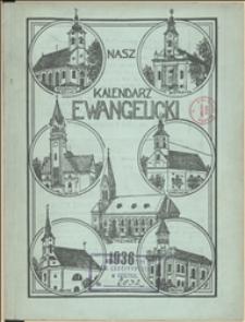 Nasz Kalendarz Ewangelicki, 1936