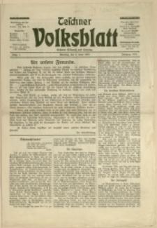 Teschner Volksblatt, 1919, Nry 1, 3, 5, 7