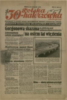 """Polska 30-halerzówka """"Siedem Groszy"""", 1933, Nry 117-118, 137, 178, 250, 328"""