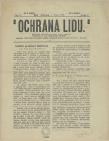 Ochrana lidu, 1912, Nr 10