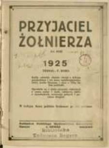 Przyjaciel Żołnierza na Rok 1925