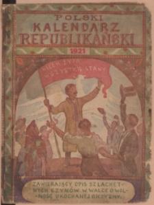 Polski Kalendarz Republikański na rok Pański 1921