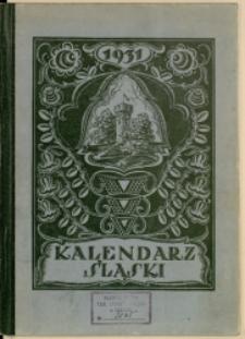 Kalendarz Śląski na Rok 1931