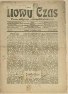 Nowy Czas, 1909, Nr 13