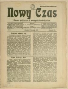 Nowy Czas, 1927, Nry 3, 45, 50-52