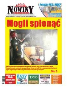 Nowiny Nyskie 2015, nr 1.