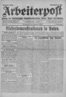 Arbeiterpost, 1919, Jg. 1, Nr. 29