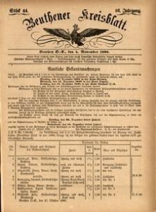 Beuthener Kreisblatt, 1898, Jg. 56, St. 44