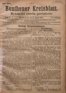 Beuthener Kreisblatt, 1921, Jg. 79, St. 3