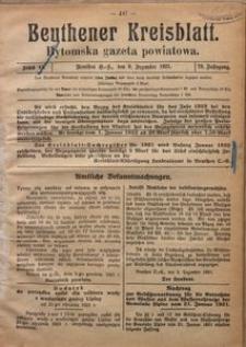 Beuthener Kreisblatt, 1921, Jg. 79, St. 41