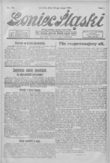 Goniec Śląski, 1921, R. 1, nr 116