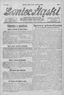 Goniec Śląski, 1921, R. 1, nr 131