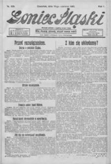 Goniec Śląski, 1921, R. 1, nr 135
