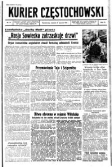Kurier Częstochowski, 1944, R. 6, nr 19