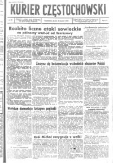 Kurier Częstochowski, 1944, R. 6, nr 202