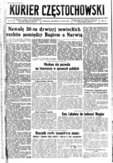 Kurier Częstochowski, 1944, R. 6, nr 210