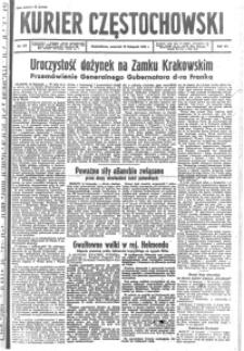 Kurier Częstochowski, 1944, R. 6, nr 272