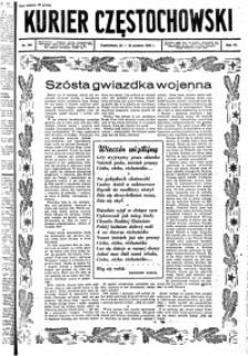 Kurier Częstochowski, 1944, R. 6, nr 304
