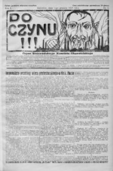 Do Czynu!!! 1928, R. 1, nr 3