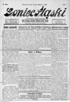 Goniec Śląski, 1921, R. 1, nr 224