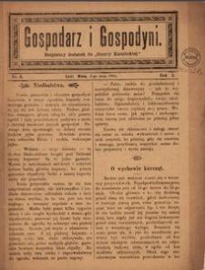 Gospodarz i Gospodyni. 1904, R. 2, nr 8