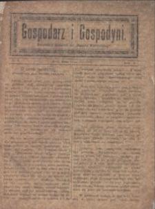 Gospodarz i Gospodyni. 1904, R. 2, nr 9