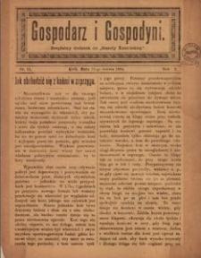 Gospodarz i Gospodyni. 1904, R. 2, nr 11
