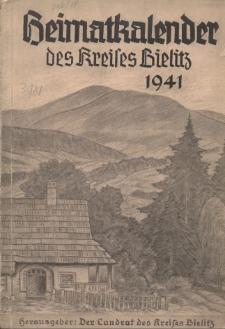 Bielitzer Heimatkalender, 1941