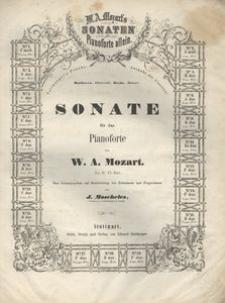 Sonate für das Pianoforte. Nr. 8 G dur