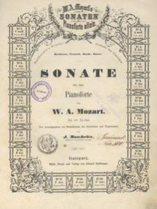Sonate für das Pianoforte. Nr. 10 Es-dur