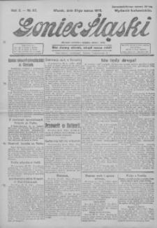 Goniec Śląski, 1922, R. 2, nr 67