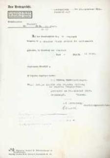 Wyrok Sądu Rejonowego w Głubczycach z 24.10.1939 r.