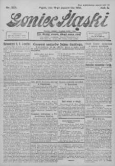 Goniec Śląski, 1922, R. 2, nr 237